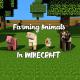 Farming Animals In Minecraft