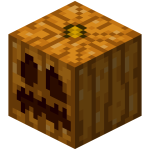 Minecraft Jack o'Lantern