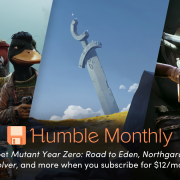 Humble Bundle Monthly April 2019