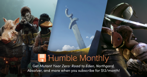 Humble Monthly April 2019